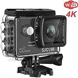 SJCAM SJ5000X Elite Wifi Action Camera 4k@24FPS 1080P 12MP SONY IMX078 Sports Waterproof Underwater Camera Gyro Stabilization 2.0 LCD Screen