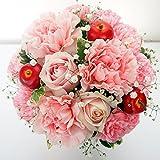 花金・高岡本店 ベストセラー1位獲得商品 (②PKR ピンク プライムお急ぎ便) ギフト 誕生日 結婚記念日  お祝い 還暦 母の日 花 花束 プレゼント