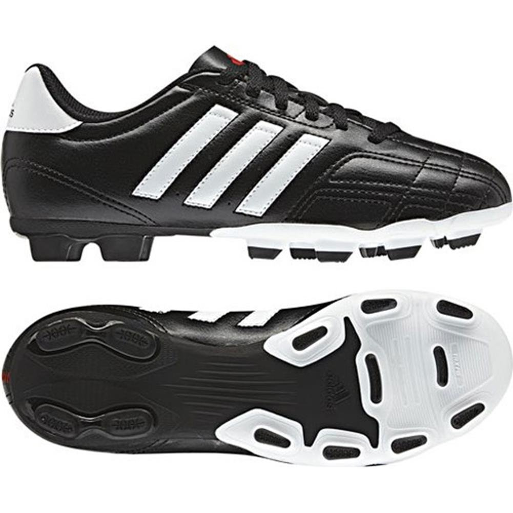 adidas Goletto IV TRX FG Youth Black//White 1|1.5|10|10.5|11|11.5|12|12.5|13|2|2.5|3|3.5|4|4.5|5|5.5|6