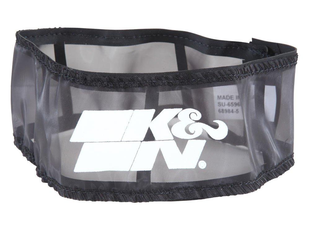 K&N SU-6596DK Black Drycharger Filter Wrap - For Your K&N SU-6596 Filter K&N Engineering