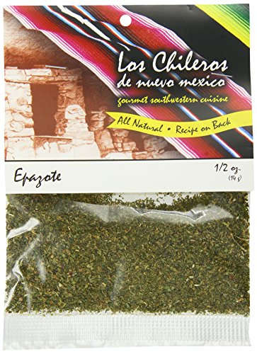 Los Chileros Epazote, 0.5-Ounce Packages (Pack of 12) by Los Chileros