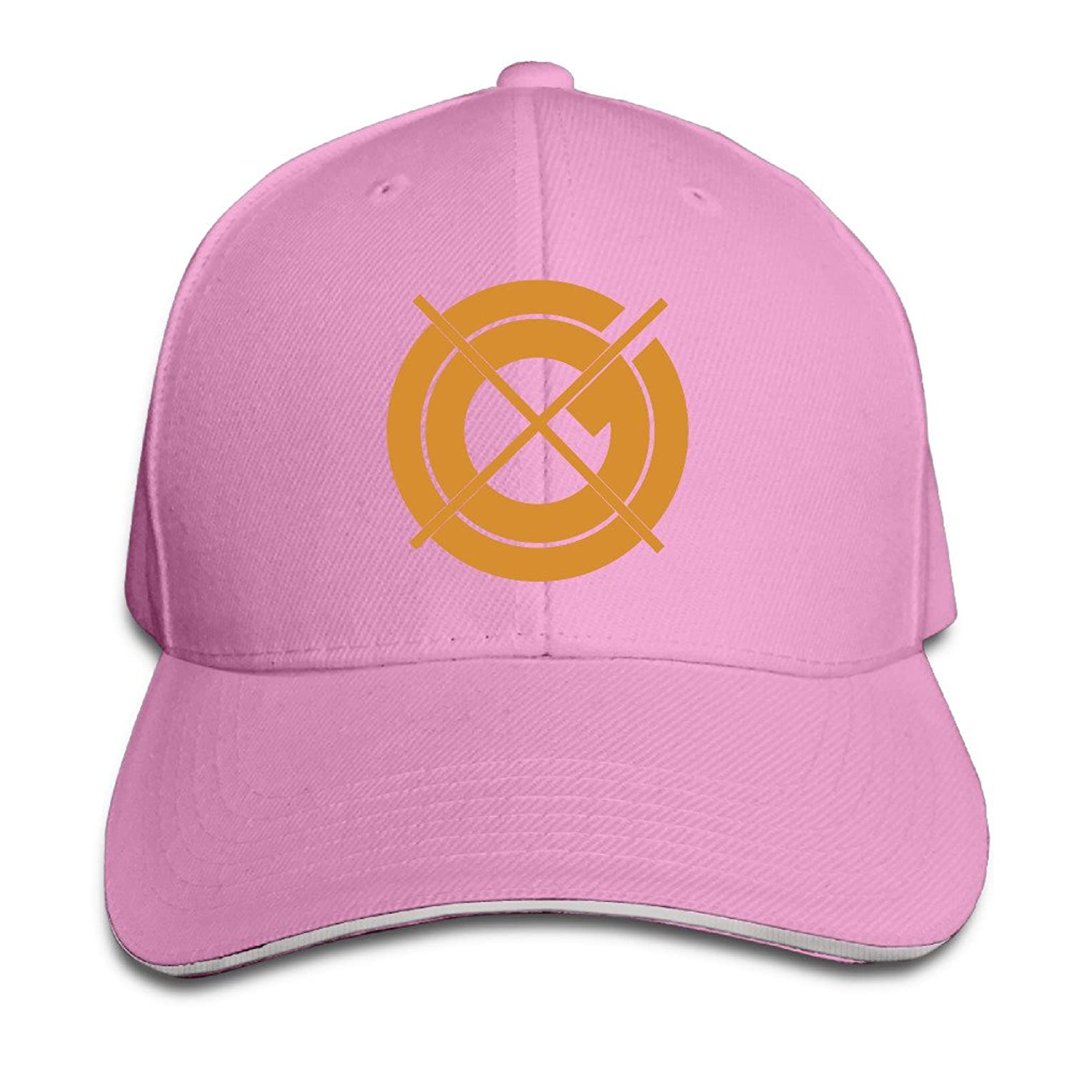 HotBB Unisex WWE Chain Gang Outdoor Sandwich Peaked Caps Hats