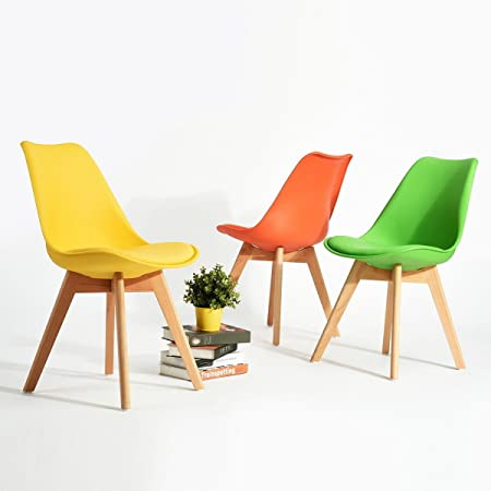 4 X Dining Chair Design Wooden Kitchen Chair Dining Chair Set Of 4