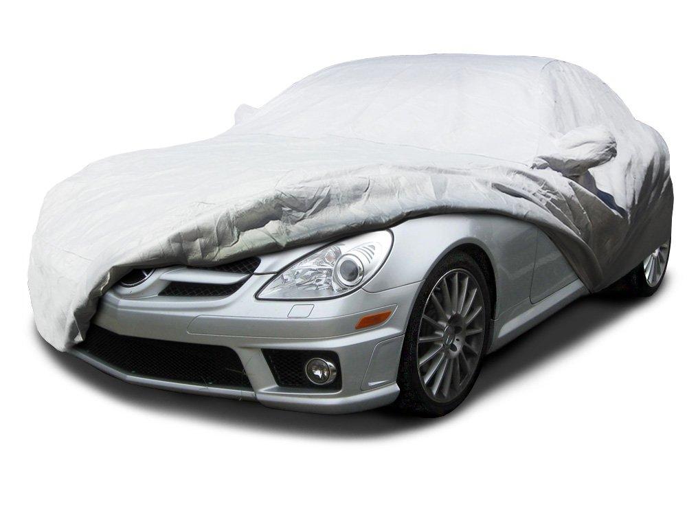 CarsCover Custom Fit Mercedes Benz SLK SLC Class 200 230 250 280 300 320 350 AMG 32 43 55 Car Cover Heavy Duty Weatherproof Ultrashield Covers MB SLK250 SLK350 SLK55 SLC300 SLC43