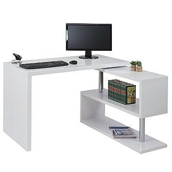 Eckschreibtisch design  Mendler Design Eckschreibtisch HWC-A68, Bürotisch Schreibtisch ...