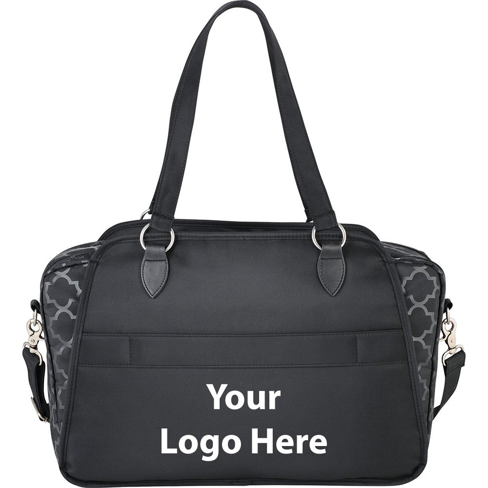 Fine Society TSA 15'' Computer Tote - 10 Quantity - $46.00 Each - PROMOTIONAL PRODUCT / BULK / BRANDED with YOUR LOGO / CUSTOMIZED