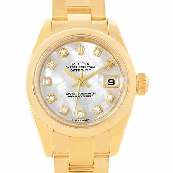 Rolex automatic-self-wind – Reloj (Certificado) de segunda mano