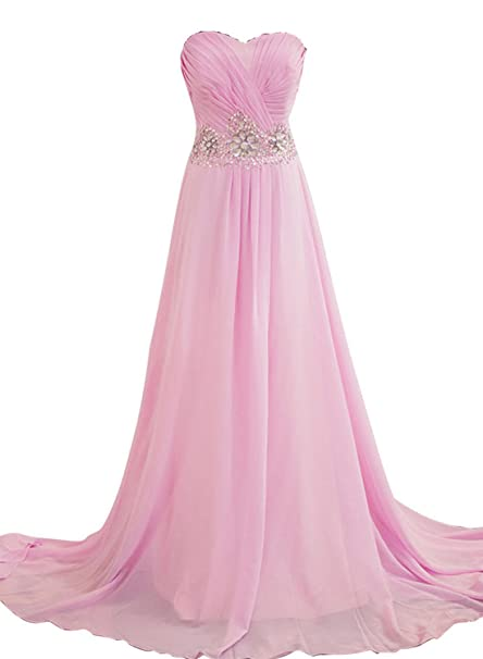 Fanho Women s Strapless Beading Applique Sashes Long Prom Dress (22plus 5efbae4313