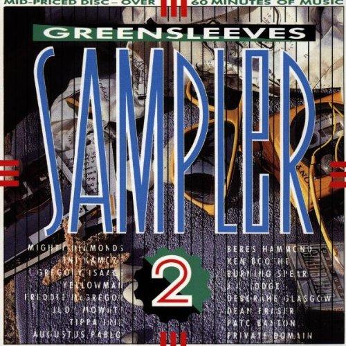 Greensleeves sampler 2 various artists lp vinyl 12 track including.