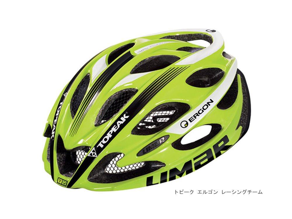 LIMAR(リマール) HELMET ウルトラライト+ <トピーク エルゴン レーシングチーム> ヘルメット M (53-57cm)   B075XK4PSF