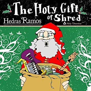 hedras ramos the holy gift of shred