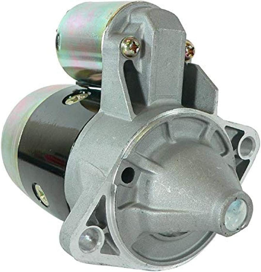 DB Electrical SMT0029 Starter Compatible With/Replacement For Nissan Fork Lift Trucks AEH APH CEF CPH CQF EGH F01 PH01/ TCM Trucks FG10 FG14N FG15N/23300-00H00, 23300-00H10, 23300-00H11, 23300-60S10