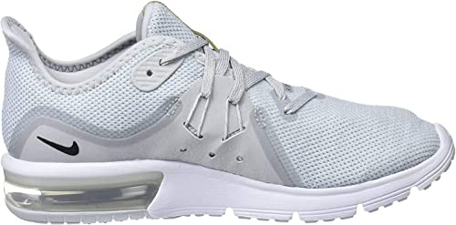 Nike WMNS Air Max Sequent 3, Sneakers Basses Femme