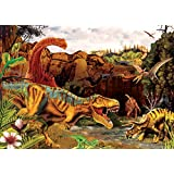 Cobble Hill Dino Story (Tray Puzzle)