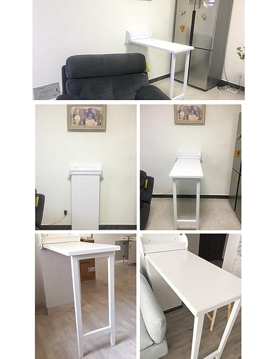 Amazon.com: mmdp plegable mesa de bar hogar Panel separador ...