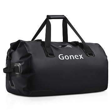 Amazon.com: Gonex - Bolsa de viaje impermeable de 60 l para ...