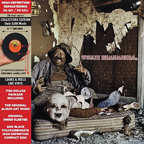 Rare Earth - Willie Remembers - (R 543L) - REMASTERED - CD - FLAC - 2017 - WRE Download
