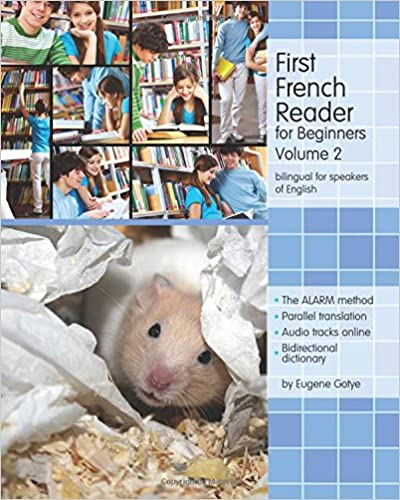 Télécharger en ligne First French Reader for Beginners: Bilingual for Speakers of English pdf ebook
