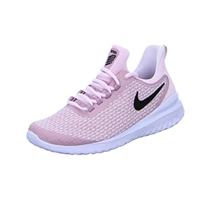 purchase cheap bae75 fb13d Nike Women s W Renew Rival Track   Field Shoes, Multicolour (Pale Pink Black