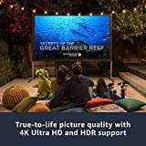 Fire TV with 4K Ultra HD and Alexa Voice Remote (1st Gen), streaming media player Variant Image