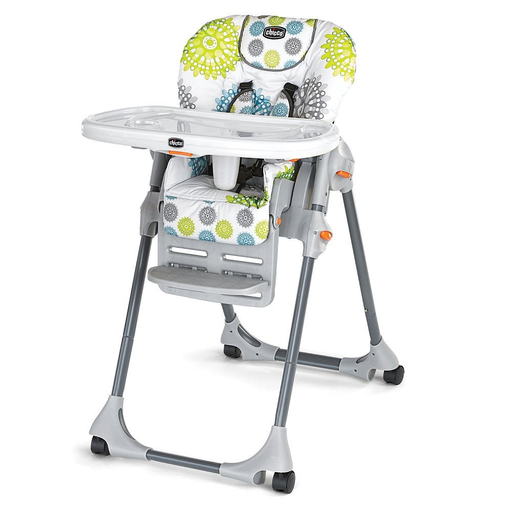 sc 1 st  Amazon.com & Amazon.com: Chicco Polly High Chair - Zest: Baby
