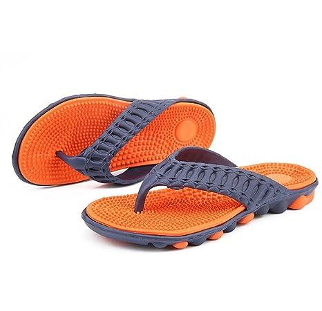 TOCCOT Nuovi Sandali Da Uomo Leggeri Pesano Pantofole