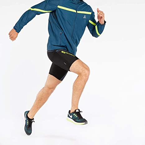 IPSO Malla Corta Running Combi 2 (Talla: 2XL): Amazon.es: Deportes ...