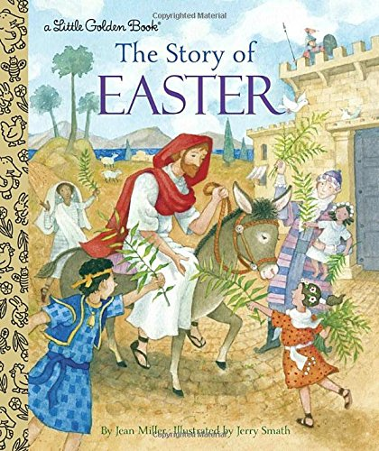 The Story of Easter (Little Golden Book) cover