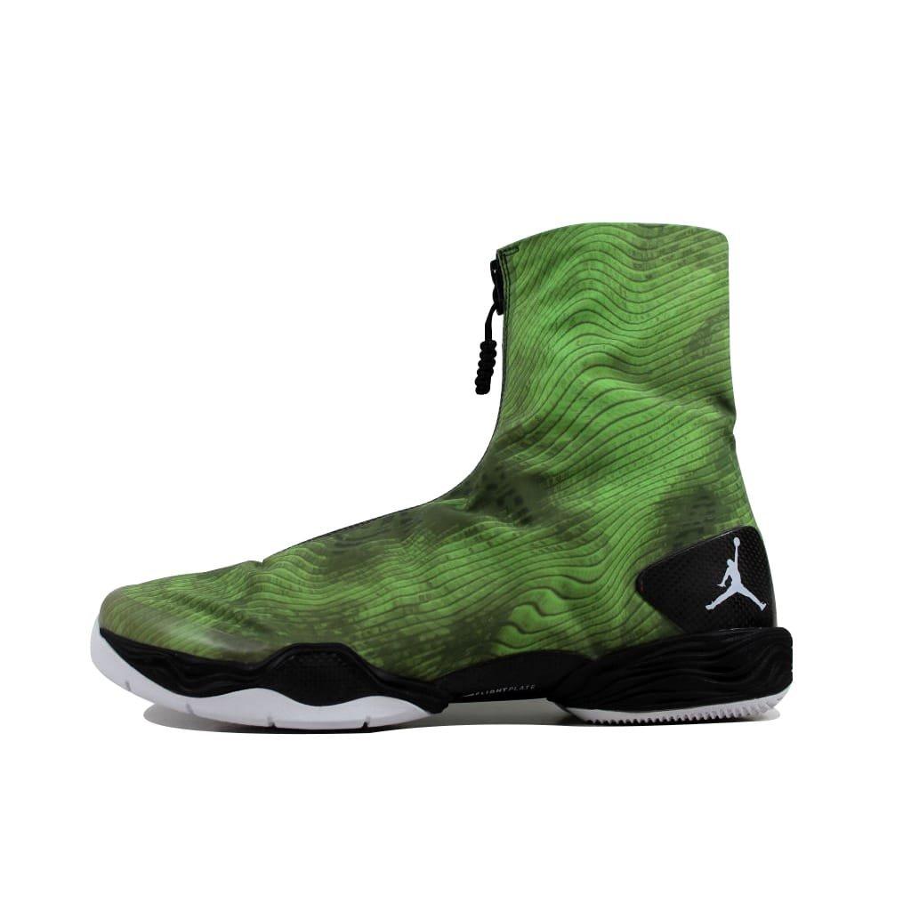 new styles 80a8d bd62b Amazon.com   Nike Men s Air Jordan XX8 28 Electric Green White 584832-301  Shoe 14 M US Men   Shoes