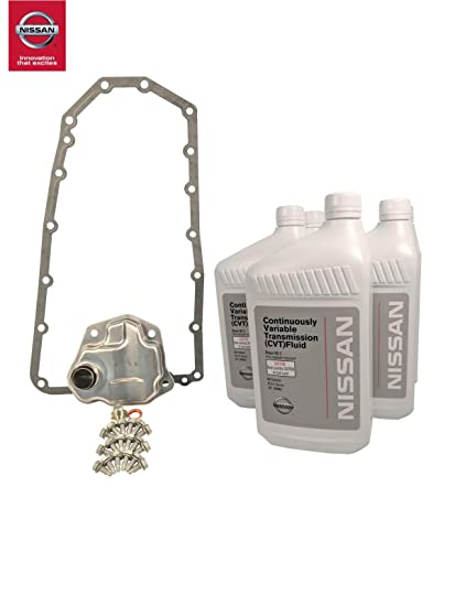 Amazon com: Genuine Nissan OEM CVT Maintenance Kit Nissan