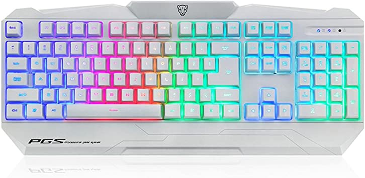 colde® motospeed k68l Gaming Keyboard LED multicolor ...