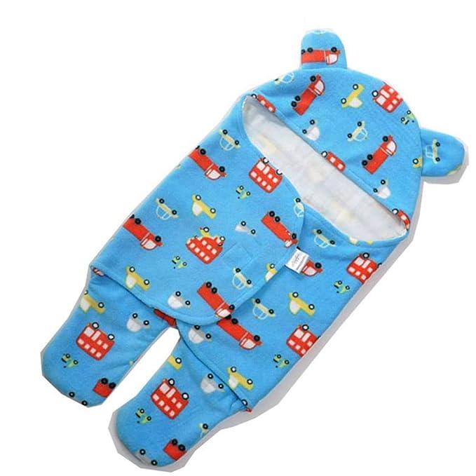 Amazon.com: Manta para bebé recién nacido, gruesa, patrón de ...