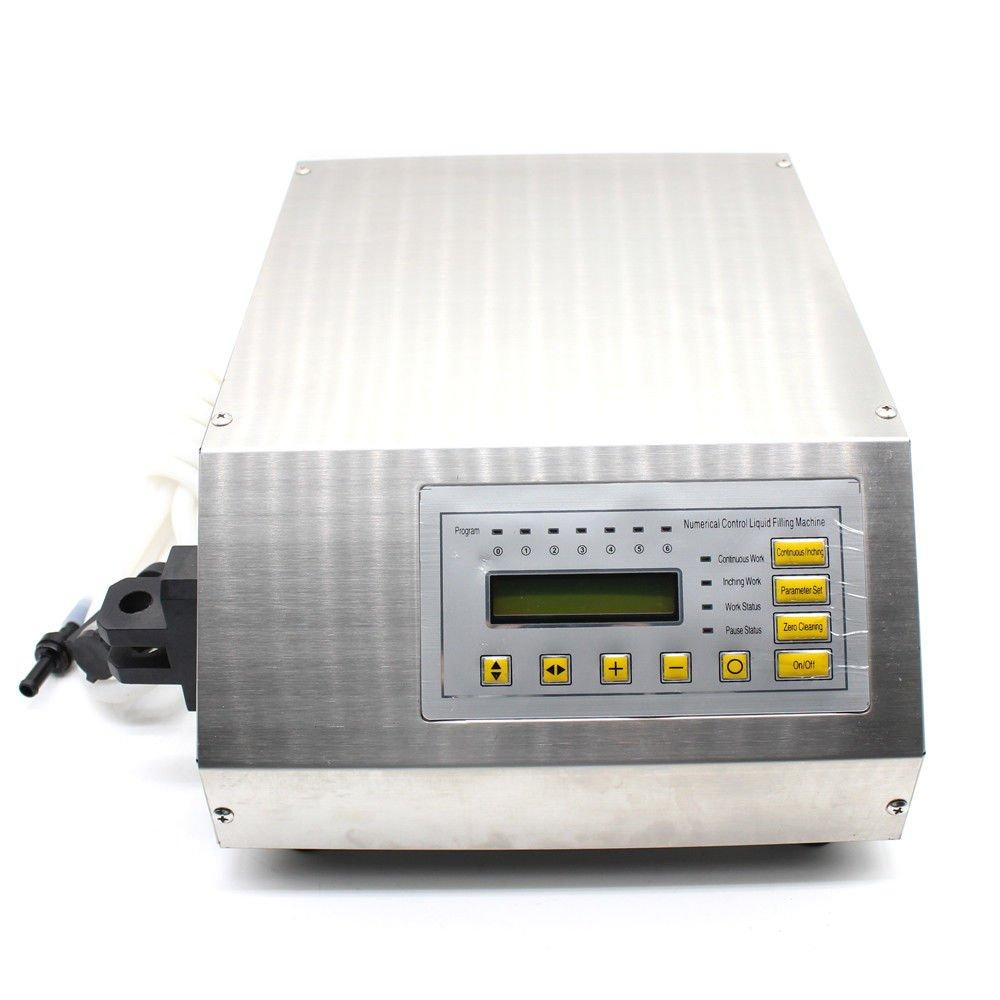 220V Máquina de llenado de Líquidos Digital Automática Bomba de Control Digital Llenadora de Botellas Automática GMP: Amazon.es: Industria, empresas y ciencia