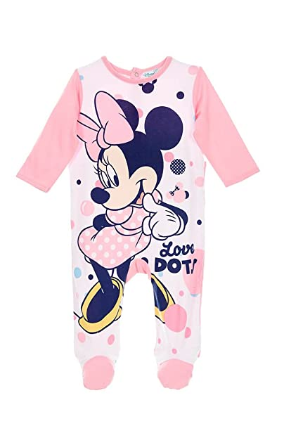 Disney Pelele para dormir - para bebé niña Rose 6 mes ...