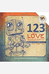 123 book with Love Roboughty Paperback