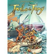 TROLLS DE TROY T.15 : BOULES DE POILS