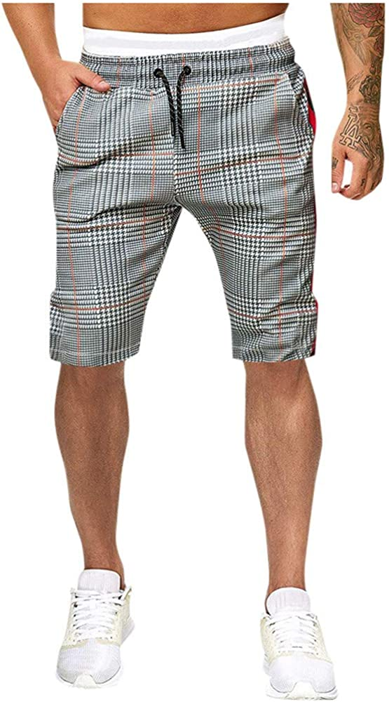 FELZ Pantalones de chándal elásticos para Hombre Casual Jogging ...