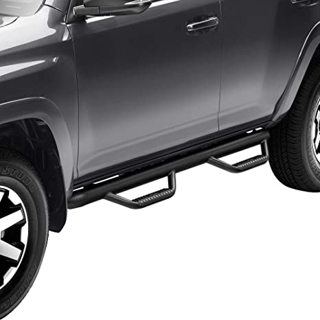 Nfab Running Boards >> N Fab T1360r Textured Black 3 Tube Diameter Step Systems