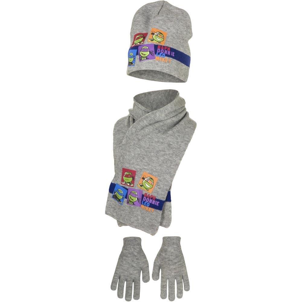 Palleon Boys Scarf Hat /& Glove Set