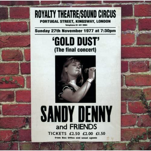 Live At The Royalty (The Final Concert): Sandy Denny: MP3 Downloads