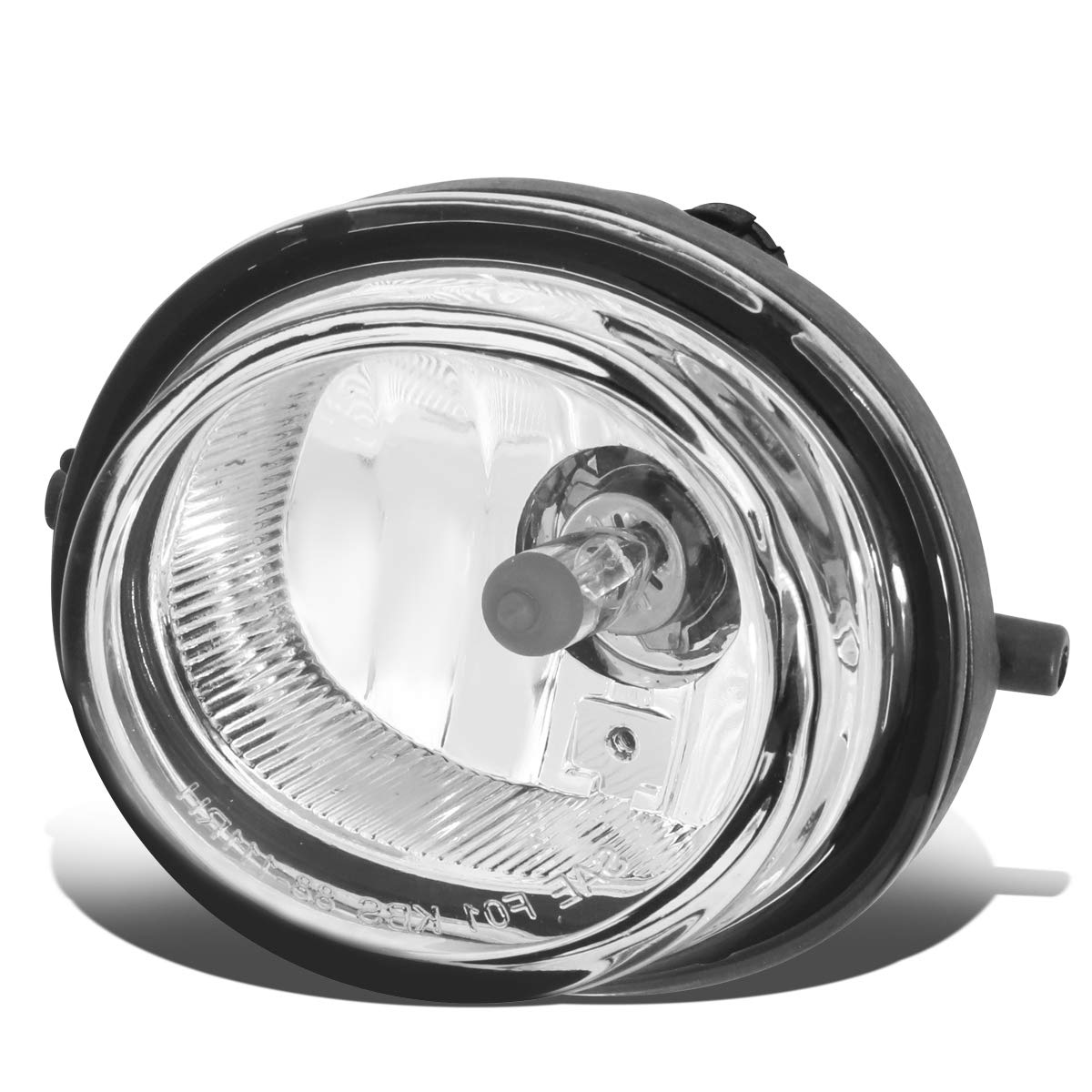 DNA Motoring FL-OEM-0129L Factory Style Driver Left Side Front Driving Fog Light Lamp