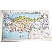 Gürbüz Yayınları 25031 35 X 50 Türkiye Bölgeler