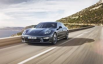 2014 Porsche Panamera Turbo S 24X36 Poster