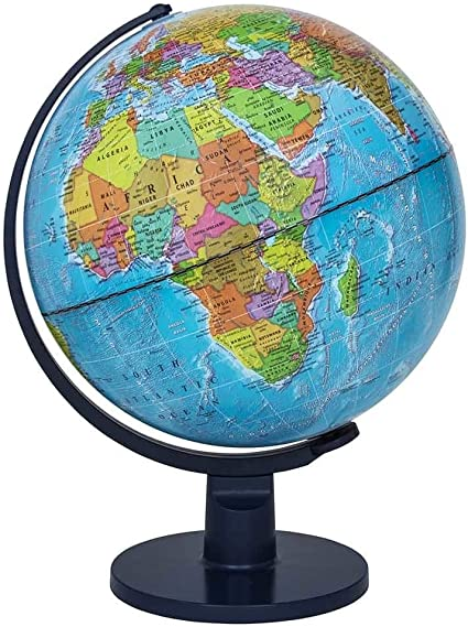 Giantstationery Presents Globe Terrestre Universel De Qualite
