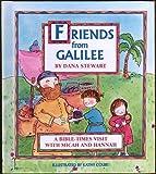 Friends from Galilee, Dana Stewart, 0784700036