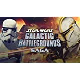 STAR WARS™ Galactic Battlegrounds Saga [Online Game Code]