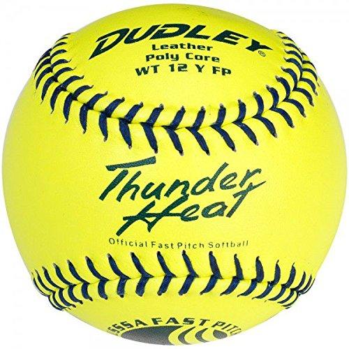 (Dudley USSSA Thunder Heat Fast Pitch Softball - 12)