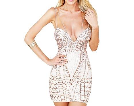 Vestidos De Fiesta Sexys Cortos Ropa De Moda Para Mujer y Noche Elegante Casuales (M