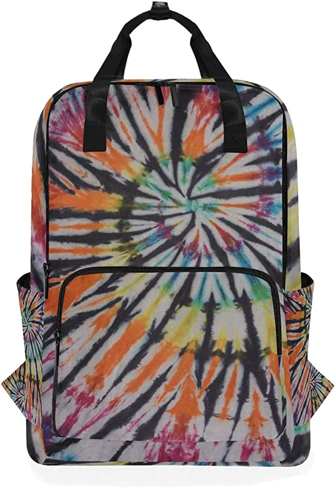 Personalized Tribal Ribbons Student Backpack