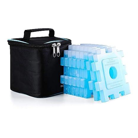 Amazon.com: OICEPACK - Juego de 8 paquetes de hielo de gel ...
